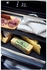 "CR24R12L Perlick 24"" Built-In All Refrigerator Column with Four Zone Cooling and Touch Screen Control Panel - Left Hinge - Custom Panel"