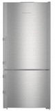 "CS1400RIML Liebherr 30"" Freestanding/Semi Built-In Bottom Mount Refrigerator with DuoCooling Technology and Soft System - Left Hinge - Stainless Steel"