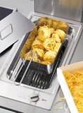 CS1411F Miele Electric Broiler/Fryer - Stainless Steel