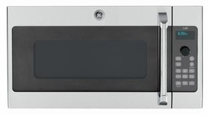 CSA1201RSS GE Cafe Advantium Over-the-Range Speed Oven with True Eropean Convection and SensorCook - Stainless Steel