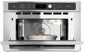 "CSB9120SJSS Cafe 30"" Single Wall Oven with Advantium Technology - Stainless Steel - CLEARANCE"