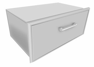 CSSD Coyote Single Storage Drawer