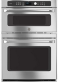 "CT9800SHSS GE Cafe 30"" Built-In Combination Advantium/Convection Wall Oven - Stainless Steel"