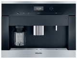 "CVA6401SS Miele PureLine 60 cm (24"") Whole Bean Coffee System with DirectSensor Controls - Stainless Steel"