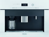 "CVA6401BW Miele PureLine 60 cm (24"") Whole Bean Coffee System with DirectSensor Controls - Brilliant White"