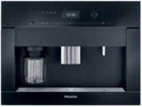 "CVA6401OB Miele PureLine 60 cm (24"") Whole Bean Coffee System with DirectSensor Controls - Obsidian Black"