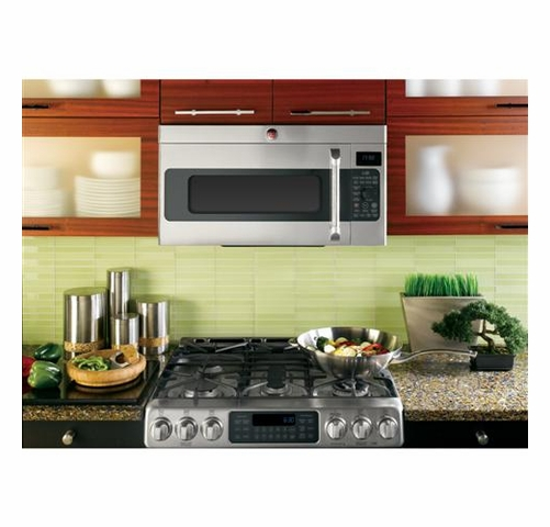 Ge Over The Range Convection Microwave Stainless