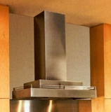 CWLH9 Vent-A-Hood Contemporary Wall Mount Multi-Layered Hood