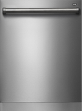 """D5636XLHSPH Asko 24"""" Fully Integrated Built-in Dishwasher with Hidden Controls & Professional Handle - Stainless Steel"""