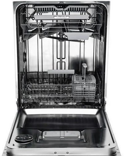 """D5636XXLHSPH Asko 24"""" Fully Integrated Built-in Dishwasher with Turbo Drying & Professional Handle - Custom Panel"""