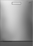 """D5636XXLSHI Asko 24"""" Fully Integrated Built-in Dishwasher - Stainless Steel"""