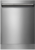 """D5656XXLHSPH Asko 24"""" Fully Integrated Built-in Dishwasher with Turbo Controls & Professional Handle - Stainless Steel"""
