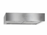 "DA 1260 Miele 24"" Built-Under Ventilation Hood with Integrated LED ClearView Lighting and CleanCover - Stainless Steel"