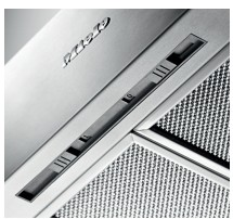 """DA1280 Miele 30"""" Built-Under Ventilation Hood with Integrated LED ClearView Lighting and CleanCover - Stainless Steel"""