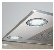"""DA2580 Miele 30"""" Built-In Ventilation Hood with Integrated LED ClearView Lighting and Con@ctivity 2.0 - Stainless Steel"""