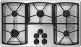 Dacor Gas Cooktops NATURAL GAS