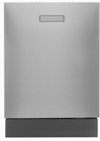 "DBI663IS Asko 24"" 30 Series Built-In Dishwasher with Integrated Handle and 8 Spray Wash System - Stainless Steel"
