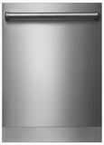 "DBI663PHS Asko 24"" 30 Series Built-In Dishwasher with Pro Handle and 8 Spray Wash System - Stainless Steel"