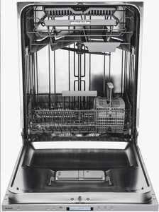 DBI663PHS Asko 30 Series Built-In Dishwasher with Pro Handle and 8 Spray Wash System - Stainless Steel