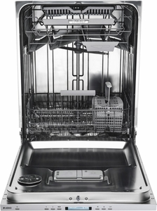 "DBI664IXXLSSOF Asko 24"" 40 Series Built-In Dishwasher with Integrated Handle and 9 Spray Wash System - Stainless Steel"