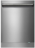 "DBI675PHXXLS Asko 24"" 50 Series Built-In Dishwasher with Pro Handle and 9 Spray Wash System - Stainless Steel"