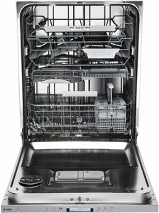 DBI675PHXXLS Asko 50 Series Built-In Dishwasher with Pro Handle and 9 Spray Wash System - Stainless Steel