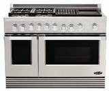 DCS Natural Gas Ranges 48 INCHES WIDE