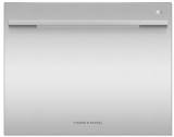 "DD24SDFTX9N Fisher & Paykel 24"" DishDrawer Tall Single Dishwasher with SmartDrive and Nine Wash Options - Stainless Steel"
