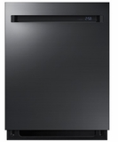 "DDW24M999UM Dacor 24"" Modernist Collection Semi-Integrated Dishwasher with Smart Control and Zone Booster - Graphite Stainless Steel"