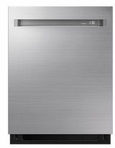 "DDW24M999US Dacor 24"" Contemporary Semi-Integrated Dishwasher with Smart Control and Zone Booster - Stainless Steel"