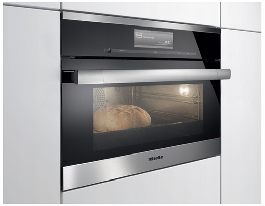 how to clean miele microwave convection oven
