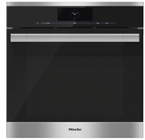"""DGC6760XXLSS Miele 24"""" ContourLine Combo-Steam Oven with MultiSteam Technology and Combination Cooking - Stainless Steel"""