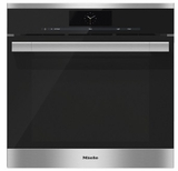 """DGC6765XXLSS Miele 24"""" Steam Oven with MultiSteam and Combination Cooking - Stainless Steel"""