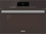 "DGC6800-1TB Miele 60 cm (24"") PureLine Combi-Steam Oven with M Touch Controls - Truffle Brown"