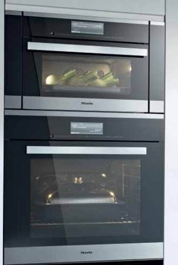 Dgc6805 1ss Miele Combi Steam Single 24 Wide Plumbed Oven With Mutlisteam Technology Stainless Steel