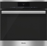 """DGC6860XXLSS Miele 24"""" Steam Combination Oven with Motorized Control Panel and XXL Cavity  - Stainless Steel"""