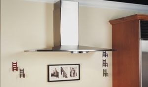 """DIAM30SS Faber Designer Collection 30"""" Diamante Wall Hood - Stainless Steel"""