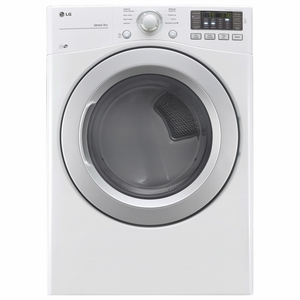 DLE3170W LG 7.4 Cu. Ft. Ultra Large Capacity Electric Dryer - White