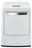 DLG1502W LG  7.3 cu.ft. Ultra Large Capacity GAS Dryer with Sensor Dry - White