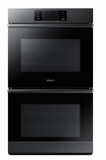 "DOB30M977DM Dacor 30"" Modernist Collection Electric Double Wall Oven with BrightVue Lights - Graphite Stainless Steel"