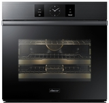 "DOB30M977SM Dacor 30"" Modernist Collection Steam Assisted Convection Single Wall Oven with LCD Control Panel and BrightVue - Graphite Stainless Steel"