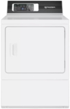 """DR7003WE Speed Queen 27"""" Electric Dryer with Moisture Sensor and EcoDry Option - White"""