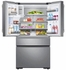 """DRF36C100SR Dacor 36"""" Professional French Door Counter Depth Bottom Freezer Refrigerator with FreshZone Drawer and PreciseTemp Technology - Stainless Steel"""