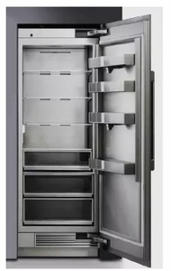 "DRR30980RAP 30"" Dacor Contemporary 17.8 cu. ft. Right Hinge Column Refrigerator with FreshZone Drawer and Power Cool - Custom Panel"