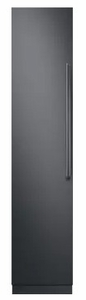 """DRZ18980LAP 18"""" Dacor Modernist Series 9.4 cu. ft. Left Hinge Column Freezer with Dual Ice Makers and Power Freeze - Custom Panel"""