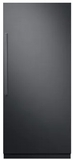 """DRZ36980RAP 36"""" Dacor Modernist Series 21.1 cu. ft. Right Hinge Column Freezer with Dual Ice Makers and Power Freeze - Custom Panel"""