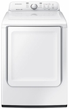 DV40J3000EW Samsung 7.2 Cu. Ft. Electric  Dryer with Moisture Sensor and Lint Filter Indicator - White
