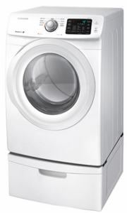 DV42H5000EW Samsung 7.5 cu. ft. Capacity Electric  Dryer - White