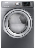 DV42H5200EP Samsung 7.5 cu. ft. Capacity Electric Front Load Dryer - Platinum