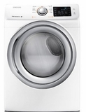 DV42H5200EW Samsung 7.5 cu. ft. Capacity Electric Front Load Dryer - White